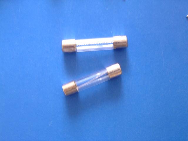 管状熔断体RF1/2-20系列